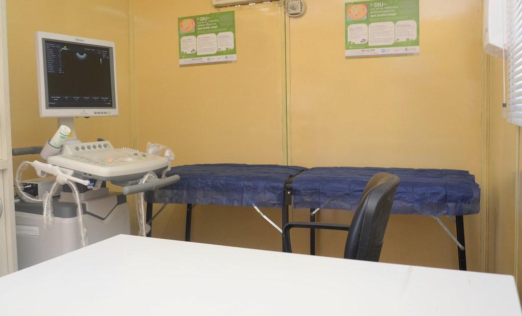 20109-01-04 SALUD: Inauguración de Consultorios en 25 de Mayo