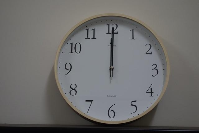 法詩計時電波鐘(8)