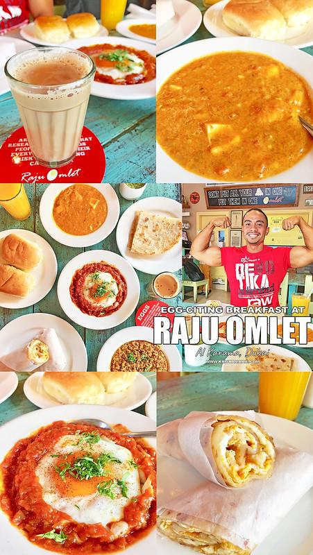 Raju Omlet cover photo