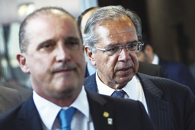 Modelo visto como referência pela equipe de Bolsonaro é o adotado no Chile, o primeiro país do mundo a privatizar a Previdência, em 1981 - Créditos: Foto: Valter Campanato/Agência Brasil