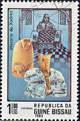Guinea Bissau (09) 1983 Chess