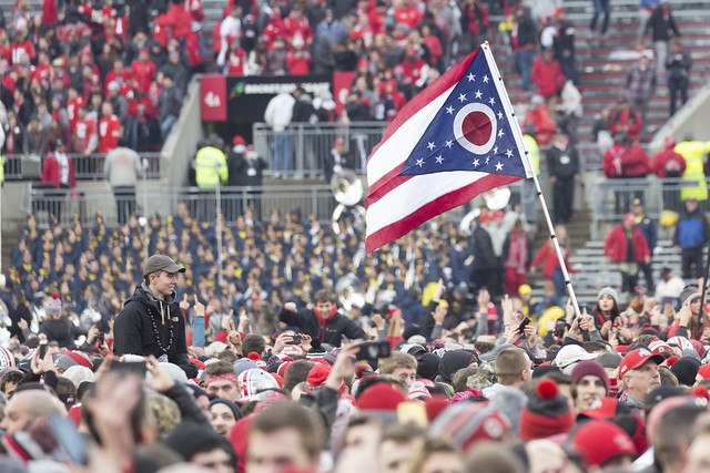 2018 Game 12: Ohio State