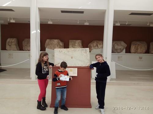 2018. Λαύριο στο αρχαιολογικό μουσείο