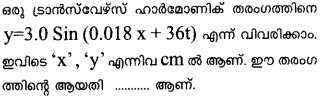 Plus One Physics Previous Year Question Papers and Answers 2017 23
