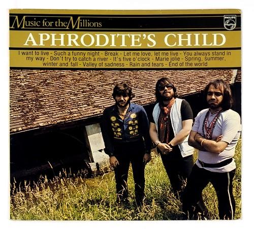 Aphrodite's Child – Aphrodite's Child