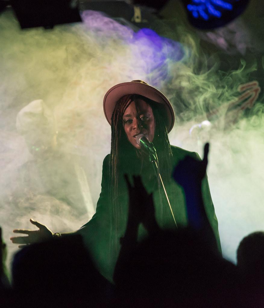 Koncert Akua Naru @ Rock Café, Praha