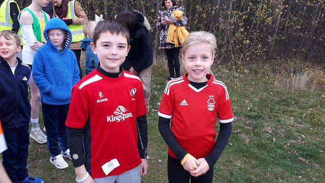Gedling juniors 4th november 2018