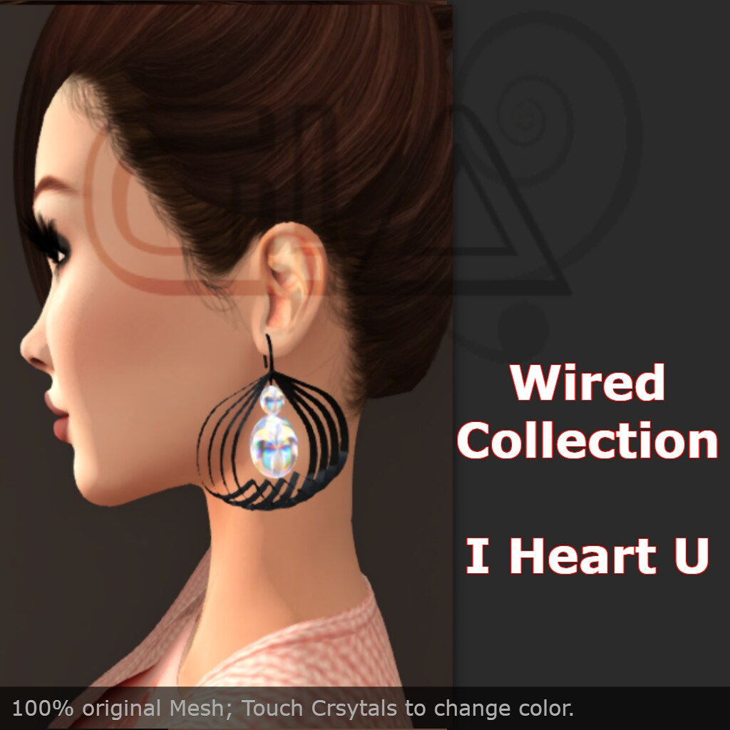 Wired Collection IHeartU vendor - TeleportHub.com Live!