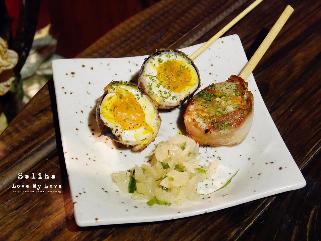 新北永和永安市場站附近好吃餐廳美食串燒居酒屋推薦燒鳥串道 (11)
