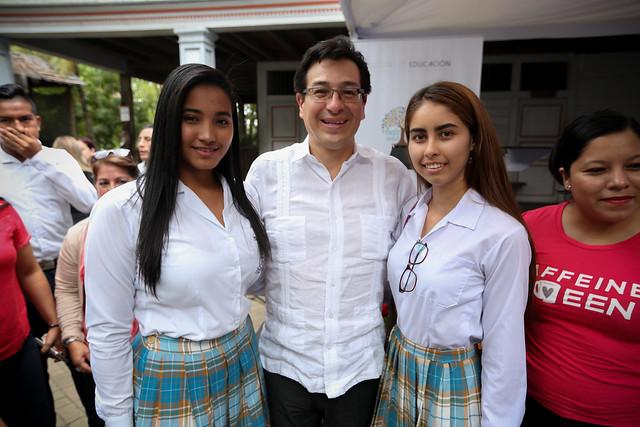 Presentación de Avances del Programa de Educación Ambiental Tierra de Todos - Guayaquil