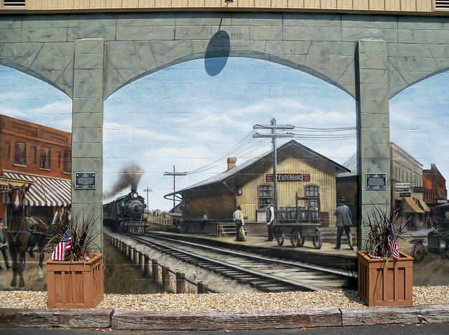 OH Centerburg - Mural 4