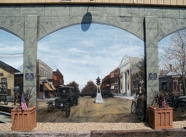 OH Centerburg - Mural 2