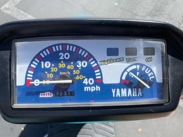 1997 Yamaha Zuma 50cc Scooter | Toyota 4Runner Forum