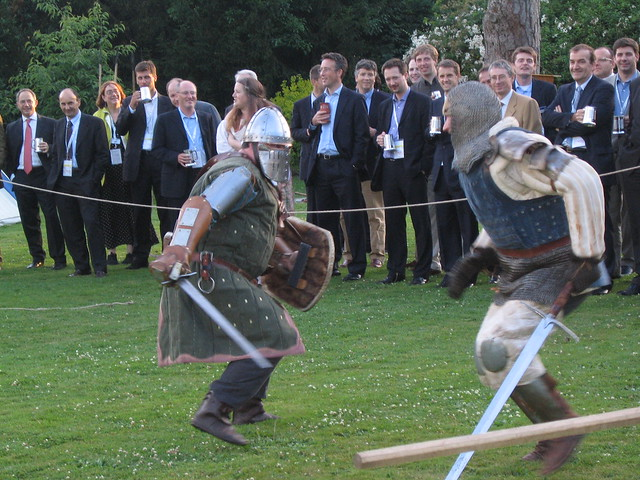 18 Medieval Fighting, Canon POWERSHOT S50