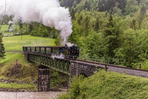 Loc U25 Bregenzerwaldbahn Schwarzenberg
