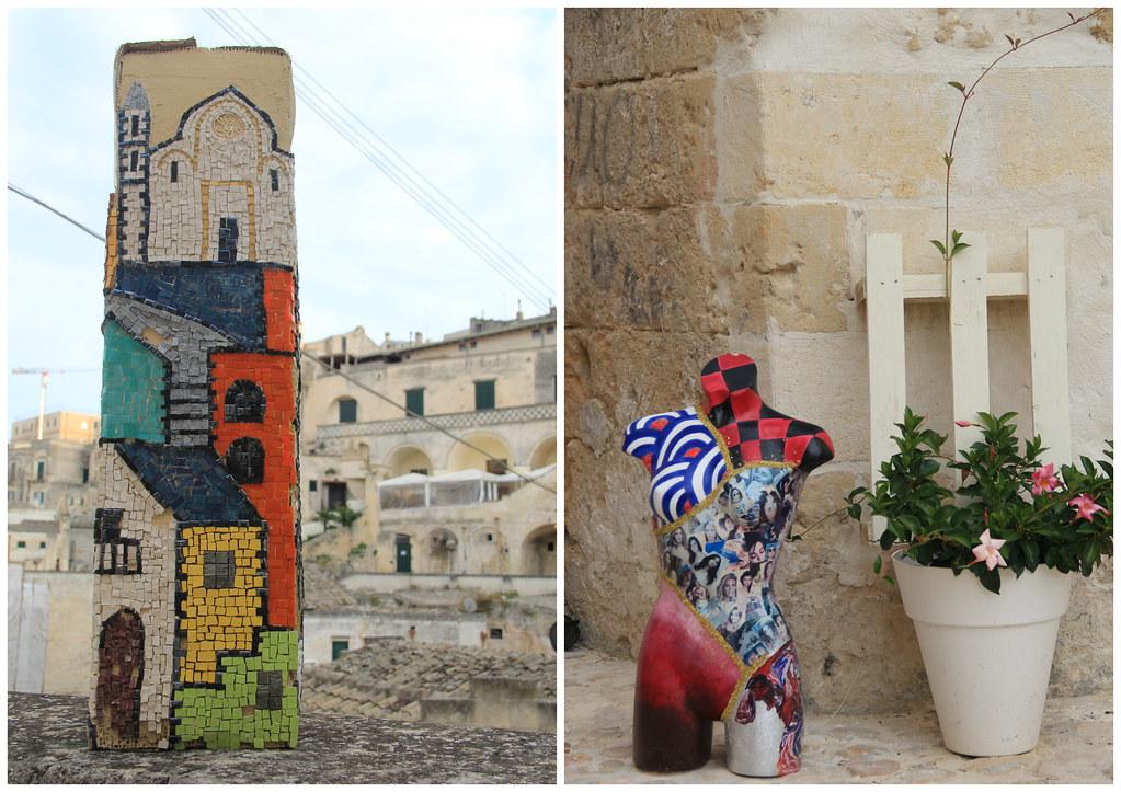 Art galleries, Matera