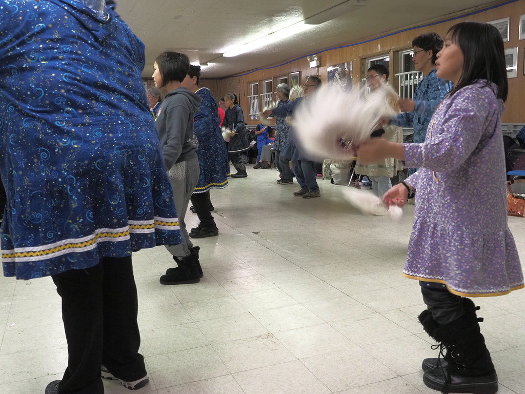 Yurak: Eskimo Dancing at St. Mary's