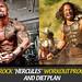 The Rock Hercules Workout Program amp Diet Plan Revealed