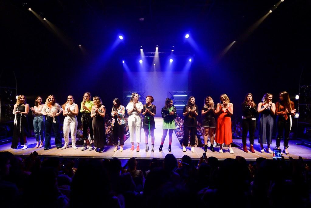 Puesta en escena: Fashion Show | Real Delusion - diciembre 2018