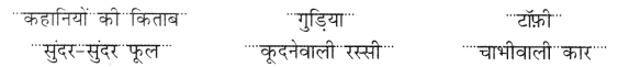 NCERT Solutions for Class 2 Hindi Chapter 7 मेरी किताब 6