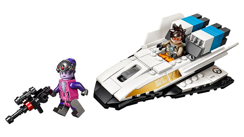 Tracer vs. Widowmaker (75970)