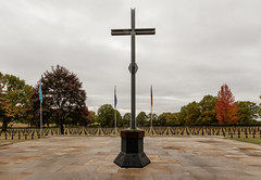 Fort-de-Malmaison Memorial Cross - Photo of Brancourt-en-Laonnois
