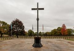 Fort-de-Malmaison Memorial Cross - Photo of Vuillery