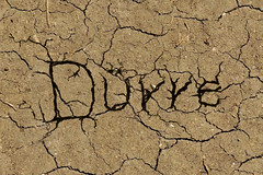 Dürre und Trockenheit bei Bauern der Landwirtschaft