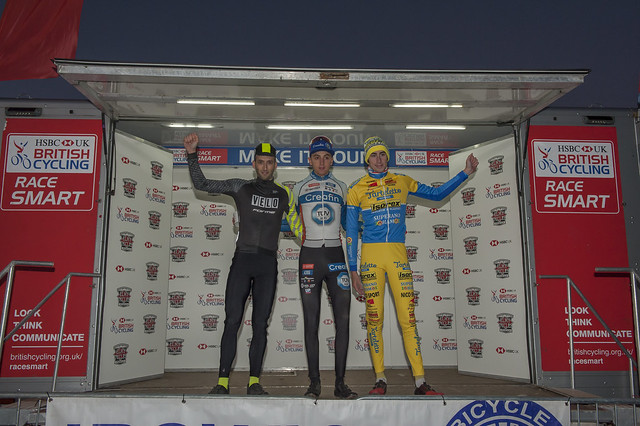 HSBC UK   National Cyclo-Cross Trophy wins for Crumpton and Merlier
