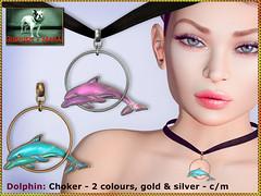 Bliensen - Dolphin - Choker
