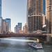 Marina City & Chicago River