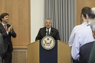 Deputy Secretary of State John J. Sullivan in Vienna