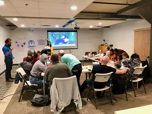 Devoxx4Kids Denver, December 2018