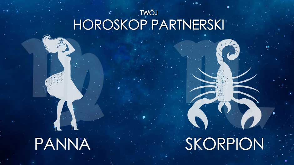 Horoskop partnerski Panna Skorpion