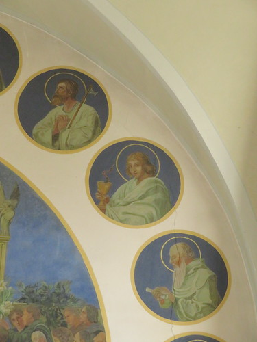 20170929 02 511 ostbay Rattenberg Kirche Apostel Medaillions Bilder