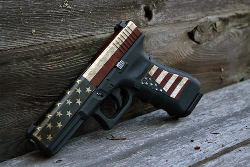 Pistol Accent Skin