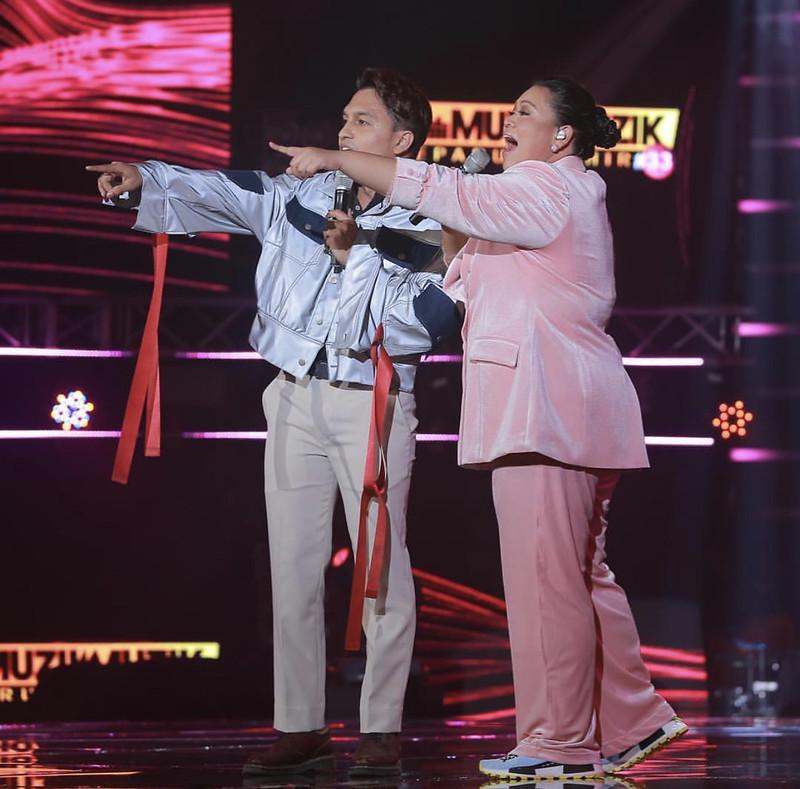 K-Pop Dance Battle Sherry Alhadad vs Haziq di SFMM33