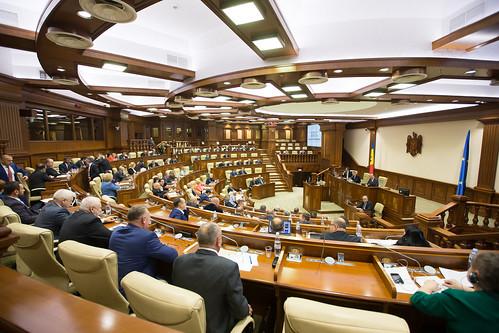 Ședința plenară din 8 noiembrie 2018