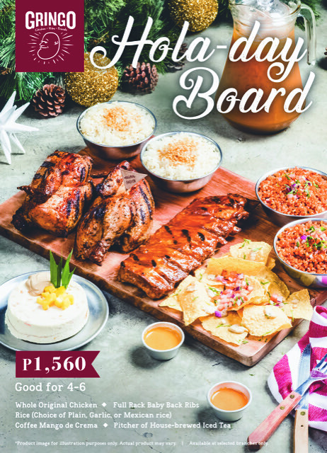 Classic Chicken & Ribs Board