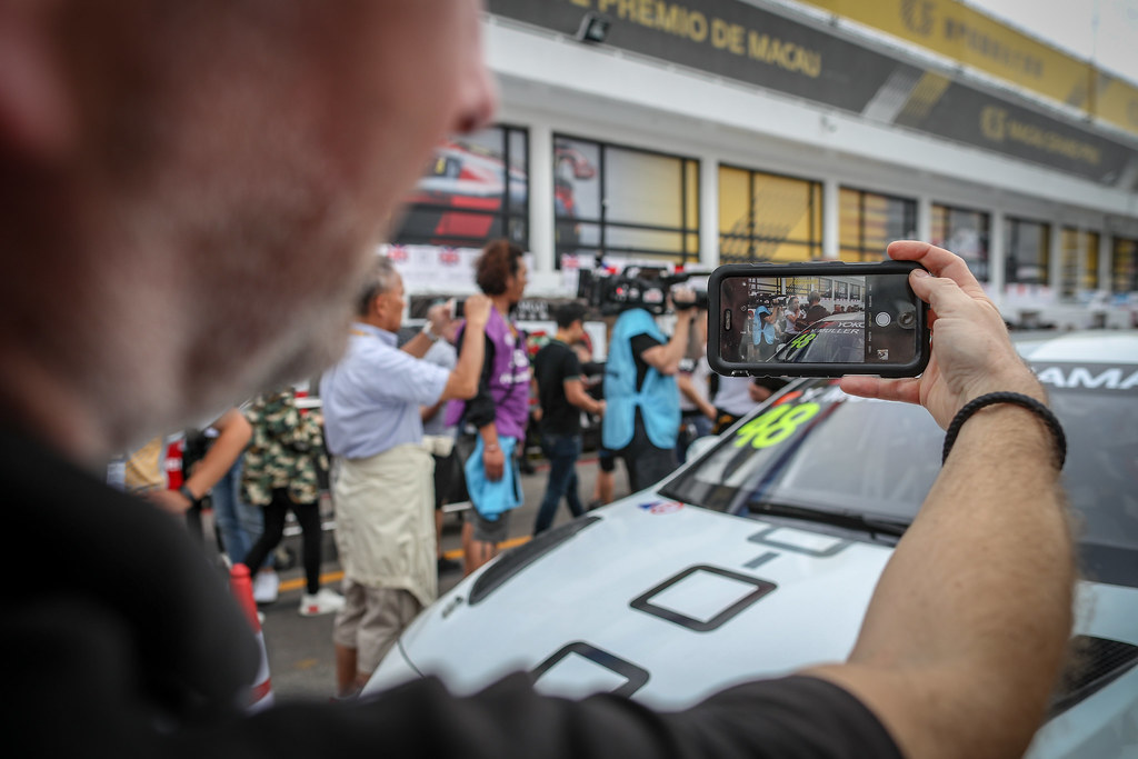 Illustration during the 2018 FIA WTCR World Touring Car cup of Macau, Circuito da Guia, from november  15 to 18 - Photo Alexandre Guillaumot / DPPI