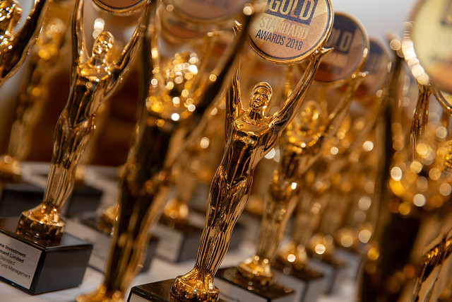 Gold Standard Awards 2018