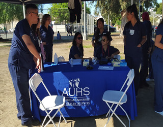 AUHS Community Health Fair 2015