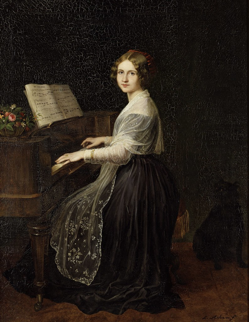 Louis Asher - Jenny Lind (1845)