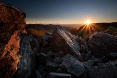 Black Rock Summit Sunset