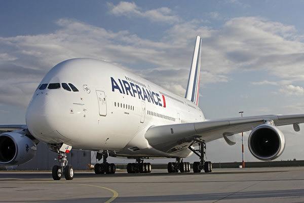 Air France A380 (Air France)