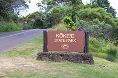 Kōkee State Park Kauai Hawaii