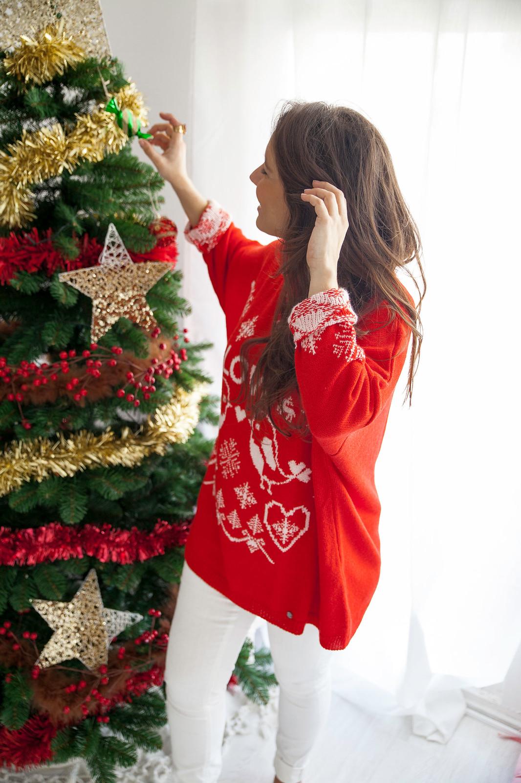 cómo vestir en Nochebuena