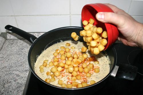 30 - Gnocchi addieren / Add gnocchi