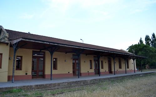 CARHUE: Estación