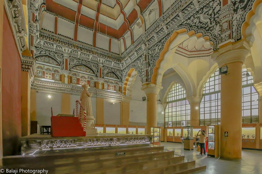 Palace - Thanjavur